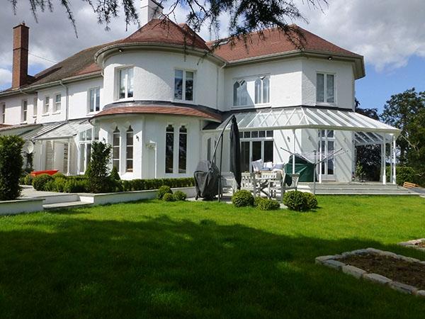 Photo : Garden Design Images Kleinen Balkon Gestalten